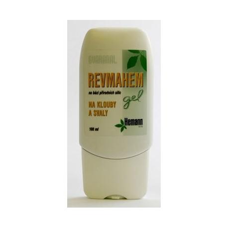 Revmahem gel s guaranou