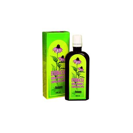 Echinacea kapky a vit. C 100 ml