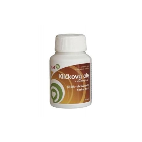 Klíčkový olej s vitaminy A,C,E, 60 cps.