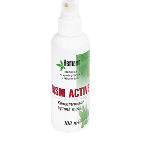 MSM active 100ml