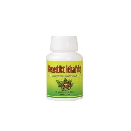 Benedikt lékařský - bylinné tablety